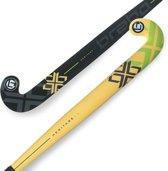Brabo HockeystickVolwassenen - geel/zwart