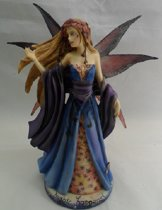 Jessica Galbreth.  fee Magic Happens Figurine - Faerie Blessing