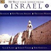 Folk Songs From Israel - 20 Best