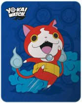 Yo-Kai Watch Gang - Fleeceplaid - 110 x 140 cm - Blauw
