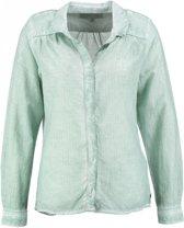 Garcia blouse greyish green Maat - S