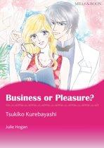 BUSINESS OR PLEASURE? (Mills & Boon Comics)