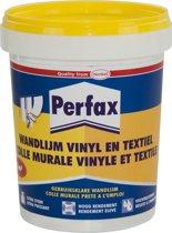 Perfax Lijm Vinyl En Textiel - Wandlijm - 750gram