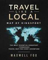 Travel Like a Local - Map of Kingsport