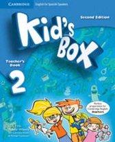 Kid's Box for Spanish Speakers Level 2 Teacher's Book