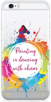 iPhone 6 Plus/6S Plus Hoesje Painting