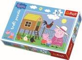 Peppa Pig, 30 stukjes Puzzel