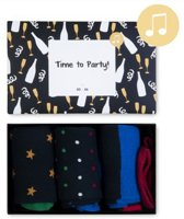 Happy Celebration (Vaderdag) 3-Pack Singing Giftbox 17019, Kool & The Gang, Maat 40-46