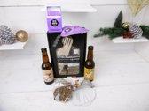Italiaans kerstbox-spaghetti no 3. met Bier (6 stuks)
