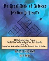 The Great Book of Sudokus - Medium Difficulty #9