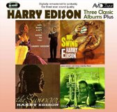 Three Classic Albums Plus (The Swinger / Mr Swing-