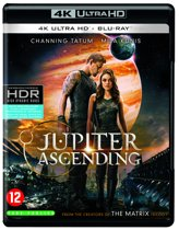 Jupiter Ascending (4K Ultra HD Blu-ray)