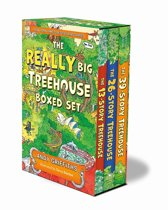 The Really Big Treehouse Set: (The 13-Story Treehouse; The 26-Story Treehouse; The 39-Story Treehouse)