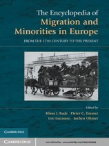 The Encyclopedia of European Migration and Minorities