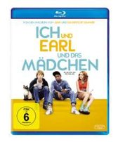 Me and Earl and The Dying Girl (2015) (blu-ray)
