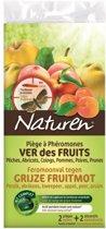 Feromonenvallen tegen fruitmotten bij appels, peren, noten... - 2 sets