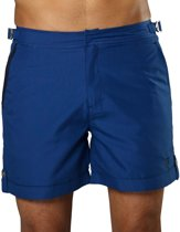 Zwemshort Tampa Solid Presidential Blue