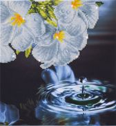 Diamond Dotz Water Droplet (32x35 cm) - Diamond Painting