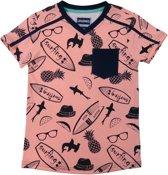 Legends22 T-shirt surferprint