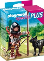 Playmobil Krijger met Wolf - 5408