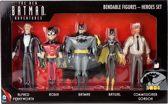 DC COMICS - Bendable Figures - Heroes Set 5 Pces