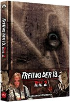 Friday the 13th - Part 2 (1981) (Blu-ray & DVD in Mediabook) (import)