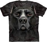 Honden T-shirt Pitbull voor volwassenen L