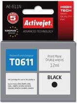 ActiveJet AE-611N inktcartridge Compatible Zwart 1 stuk(s)