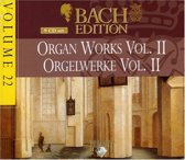 Bach Edition - Organ Works Vol II / Hans Fagius