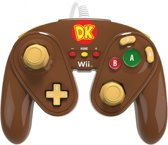 PDP - Wired Fight Pad Official Nintendo GC Controller - Donkey Kong (Wii U)