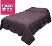 Mizzy-Shop Bedsprei  Isa Lavender  220 x 220 cm