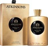 Atkinsons 1799 Oud Save The Queen Vrouwen 100ml eau de parfum