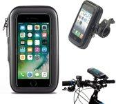 iCall telefoonhouder fiets - Universeel - Waterdicht - tot 6.3 Inch
