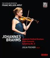 Brahms: Violin Concert D-Dur