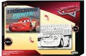 Luna Cars 2-zijdige Puzzel 100 Stukjes