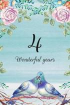 4 Wonderful Years