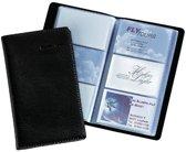 Visitekaartmap - Sigel - 120 kaartjes 90x58mm