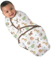 SwaddleMe Inbakerdoek - Jungle large