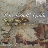 Dall'Aquila: La Battaglia Music For