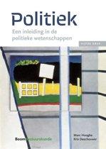 Studieboeken bestuur en beleid - Politiek