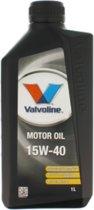 Valvoline Motorolie    Auto Olie   1 Liter   15W-40