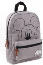 Mickey Mouse 90th Anniversary Rugzak - 9,1 l - Grijs