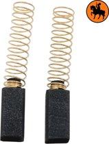 Koolborstelset voor Black & Decker zaag KS840 - 6,35x6,35x13mm