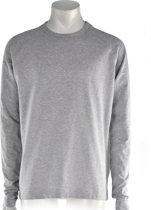 Fila Longe Sleeve - Sportshirt - Kinderen - Maat 164 - Grijs
