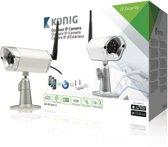 IP-camera voor videobewaking buitenshuis