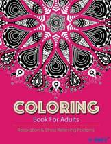 Coloring Books for Adults, Volume 12