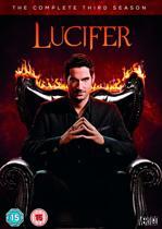 Lucifer Seizoen 3 (Import)