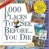 1000 Places to See Page-A-Day Boxed Scheurkalender 2018