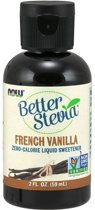 Better Stevia Liquid 60ml French Vanilla
