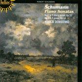 Schumann: Piano Sonatas Nos 1 & 3